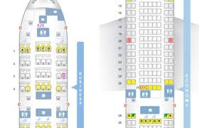 Sun Country First Class Seating Chart 45 True To Life Sun Country Airlines Seating Chart