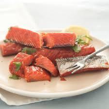 vital choice alder smoked sockeye salmon candy 6 oz portions