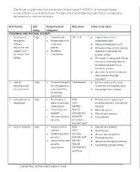 Employee Survey Action Plan Example Download Hr Template
