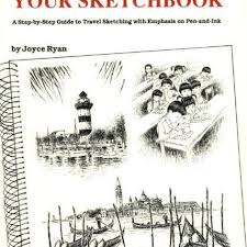 traveling with your sketchbook