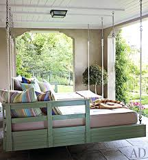 hanging porch bed swings twins hanging beds hanging porch swing bed cushions