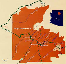 the long reach of the hopi meher mount Map Northeastern Arizona the hopi reservation is approximately 1 5 million acres surrounded by the navajo reservation in northeastern arizona map northeast arizona