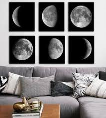 <b>Moon</b> Phases Print - Wall <b>Art</b> Decor: лучшие изображения (13) в ...