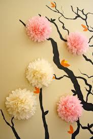 diy wall decor paper. Interior:Diy Wall Decor Paper In Stylish 3d Flower Inarace Charming Diy