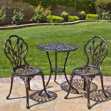 elegant patio furniture. Large Size Of Patio Black Metal Chairs Elegant Outdoor Table And Tulumsender Furniture U