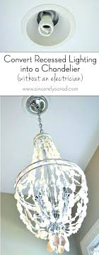replace recessed lighting change recessed light to pendant change recessed light to pendant spot in can replace recessed lighting