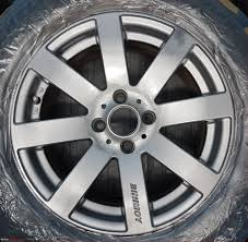 diy painting alloy wheels with spray cans 1stsilver jpg