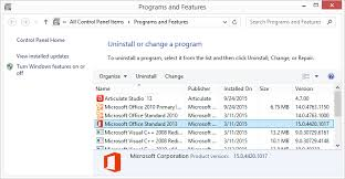 How To Find Your Microsoft Office Version Details Articulate Support