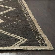 hand woven area rug rugs kellar natural blue mercury row