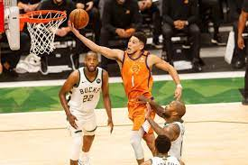 Devin Booker's 42-point night not enough to save Suns in crushing Game 4  loss - Bright Side Of The Sun