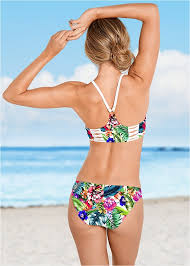 High Neck Sport Bikini Top