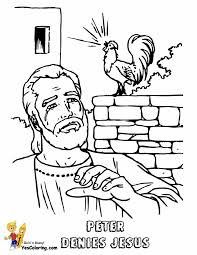 1fe646410c03b3e7951c2afb9973dbcc peter denies jesus craft jesus coloring pages 100 best images about his word, their little \u003c3's on pinterest on aquila and priscilla coloring page
