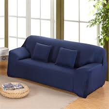 couch covers blue. Plain Couch Navy Sofa Slipcover Furniture Blue Couch Slipcovers Inside Covers