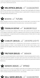Best Fonts Resume Colbroco Custom Good Resume Font