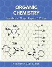 Orgonote Notebook For Organic Chemistry Drawing Ebay