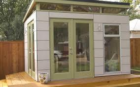prefab backyard office. Backyard : Garden Offices Beautiful Prefab Office Idea Of Interior And Exterior Https Www Quick Charming Small E