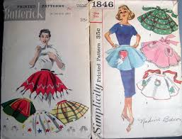 Vintage Apron Patterns Delectable Sharon Sews Vintage Apron Patterns
