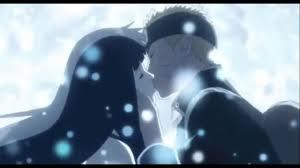 Naruto and Hinata kiss - YouTube