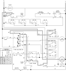 tracing a stove or oven wiring diagram