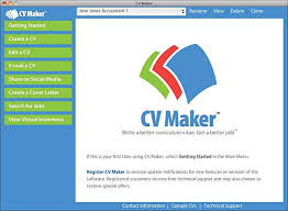 Cv Maker For Mac Download