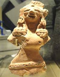 the religion of the indus valley civilization indus valley figurine