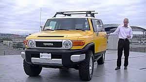 2007 Toyota FJ Cruiser review - we review the FJCruiser engine ...