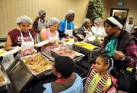 christmas soup kitchen volunteer orange county