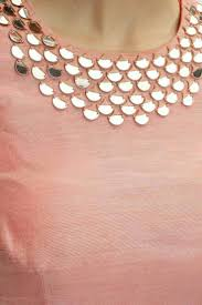 Designer Darts Mirrors And Darts Churidar Designs Mirror Work Blouse