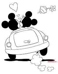 Small Picture mickey mouse valentines day coloring pages 28 images free