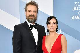 David Harbour on Married Life with ...