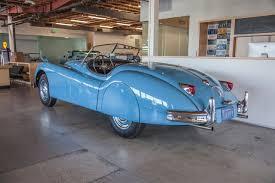 1955 Jaguar XK140 OTS Roadster For Sale   Kastner's Garage