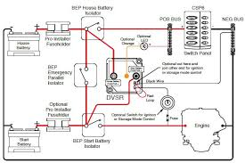 bep marinco dvsr 12 volt and 24 volt digital voltage sensing wiring diagrams indicative of installation only