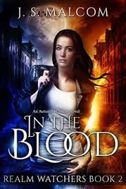 in the blood realm watchers book 2 an autumn winters novel by j s mal book fairsfantasy booksbook cover designfree