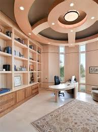 This is a stunning paneled library home office Dont you just