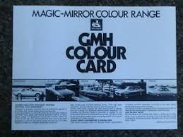 Hq Holden Colour Chart Details About Holden 1972 Hq Colour Chart Brochure 100 Guarantee