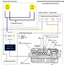 2007 toyota rav4 trailer wiring harness wirdig si ecm wiring harness colors on toyota electrical wiring diagram
