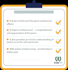 How To Analyze A Poem Like An Expert Poetry Analysis Essay