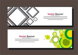 banner design template banner template design colorful geometric design free vector in