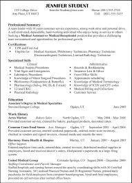 How To Write Perfect Resume Sample Of The Title Or Headline