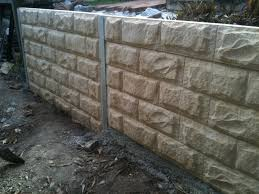 retaining wall block picture farmhouse design and furniture