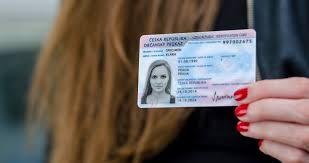New Tiskárna Státní Cenin Electronic Identity - Cards