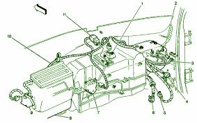 blower motor relaycar wiring diagram page 5 99 chevrolet suburban under the dash fuse box diagram