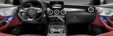 Sporty with a centrally positioned star in the grille or the classic radiator grille featuring the. Photo Gallery 2017 Mercedes Benz C Class Coupe Drive My Family