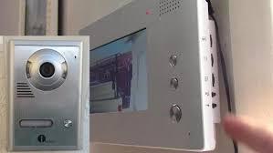 front door camera monitorDoor Camera Monitor  YSECU 7 TFT Doorbell Video Camera Door