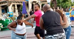 3 family members in viral Disneyland brawl video face criminal charges