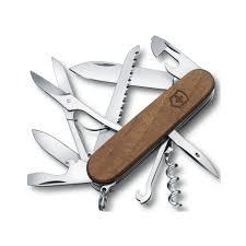 Нож <b>Victorinox Huntsman</b> Wood, 91 мм, 13 функций, дерево ...