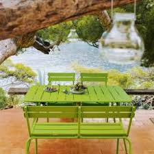 lime green patio furniture. Lakeside Patio With Stylish Lime Green Table Furniture N