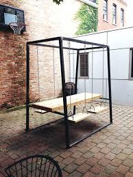diy metal furniture. Diy Metal Outdoor Furniture Best Picnic Tables Ideas On Table Legs Swings R