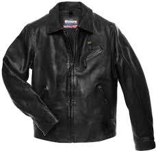 blauer usa rude leather jacket men jackets fashion black blauer on promo codes