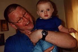 Stephen Ritchie with his grandaughter Isabella - 1722F0C5-F2FA-30D8-0140745FE7EA694A-5962183